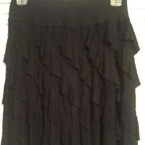 I.N.C. black skirt